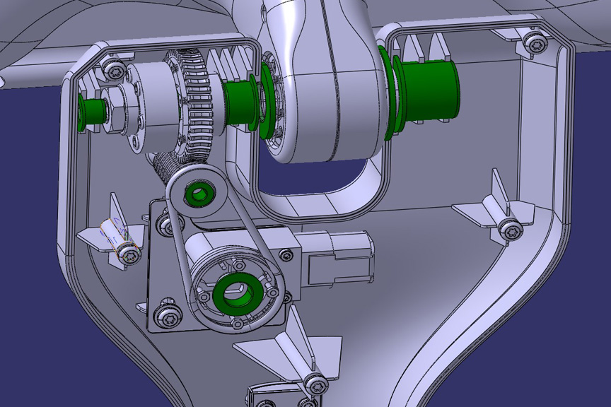 Mechanical Engineering detail for Product Design